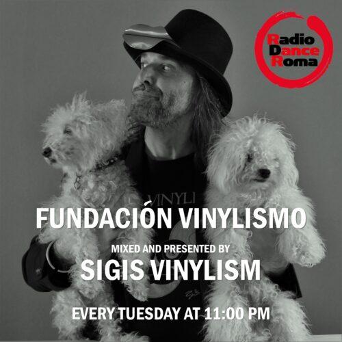 Fundacion Vinylismo by Sigis Vinylism