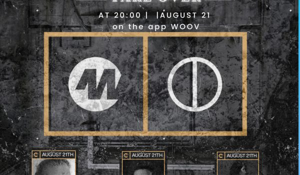Noise Club Take Over on the app WOOV
