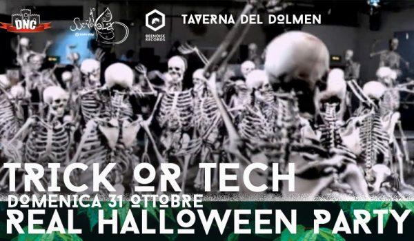 Halloween 2021 Trick or tech